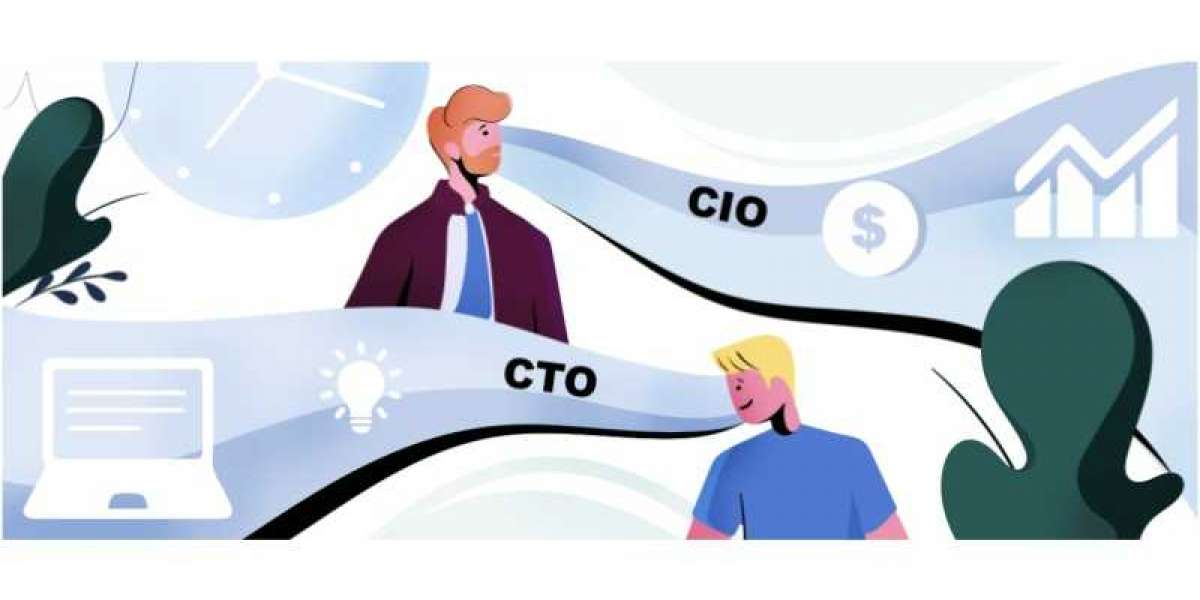 The Difference Between a CIO and a CTO