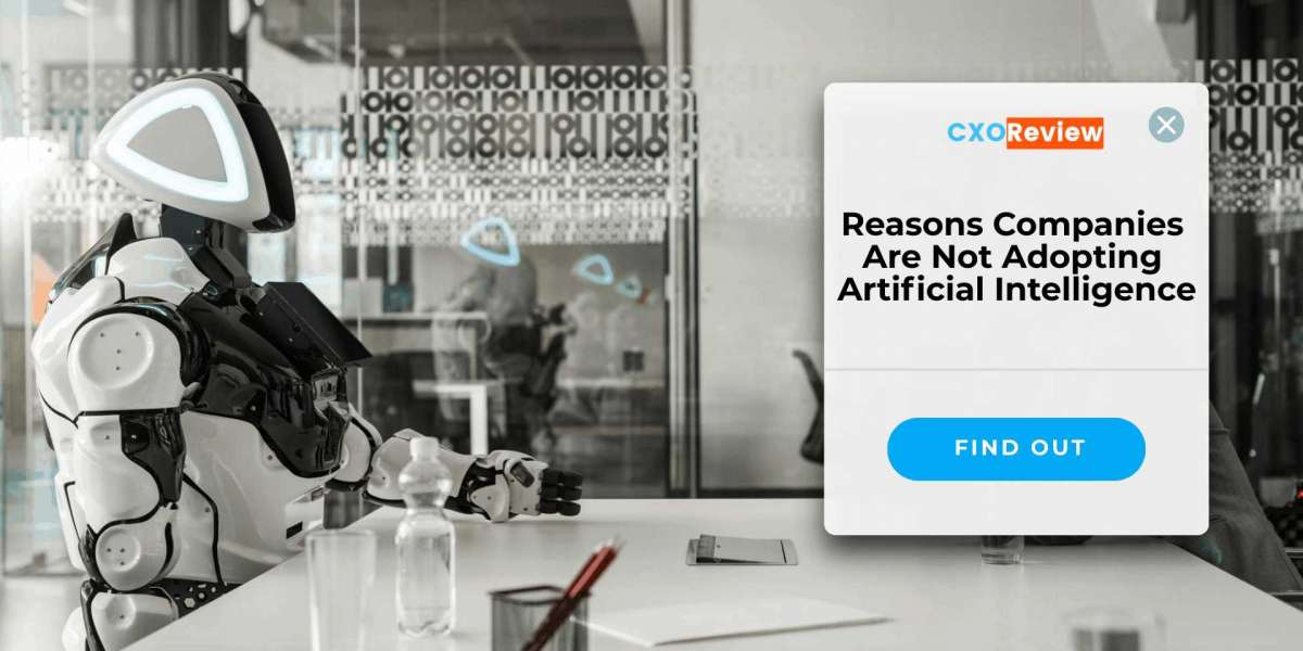 Reasons Companies Are Not Adopting Artificial Intelligence