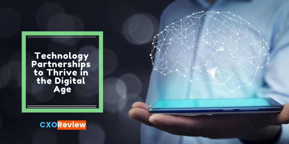 Technology Partnerships to Thrive in the Digital Age