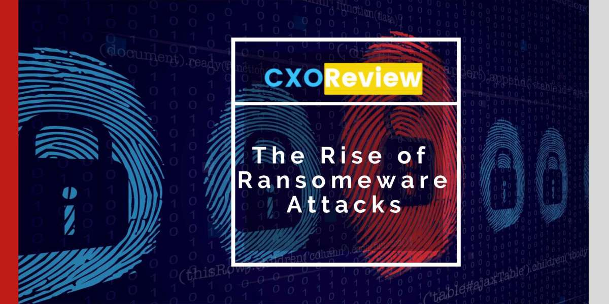 The Rise of Ransomeware Attacks. And Your Company Can Be Next?